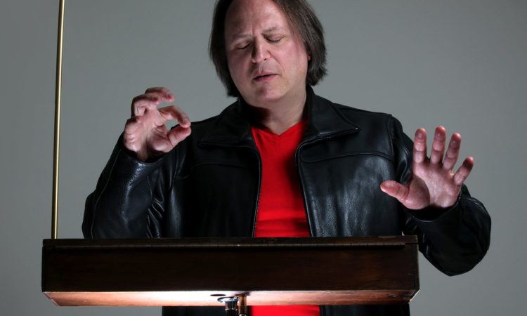 Rob Schwimmer - theremin player