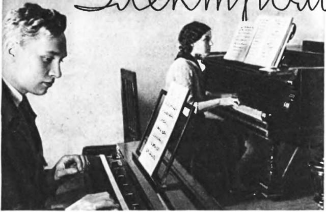 Советская электромузыка - лекция Петра Термена