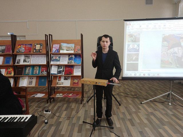 Петр Термен в Сызрани