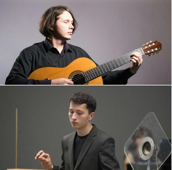 Терменвокс и гитара: концерт