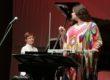 Олеся Ростовская и фортепиано