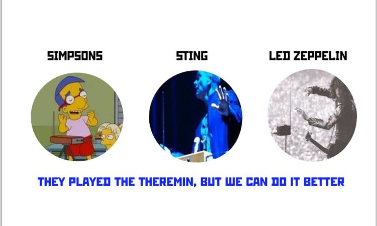 theremin online