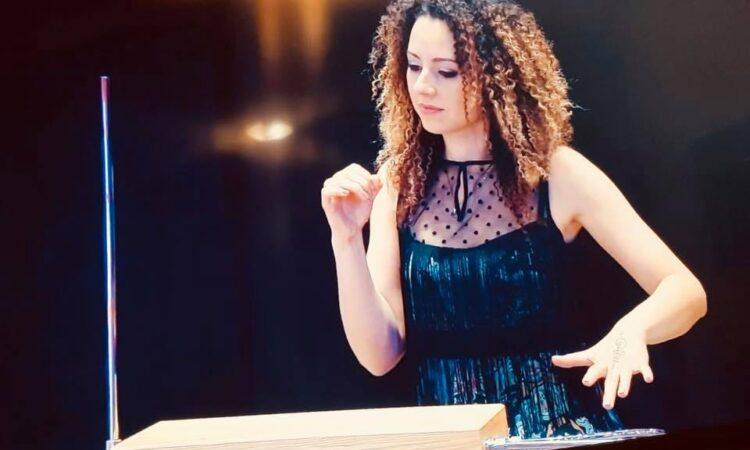 Lina Gervasi: theremin