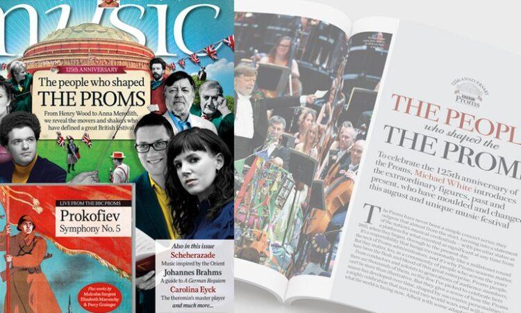 Carolina Eyck THE BBC MUSIC MAGAZINE INTERVIEW