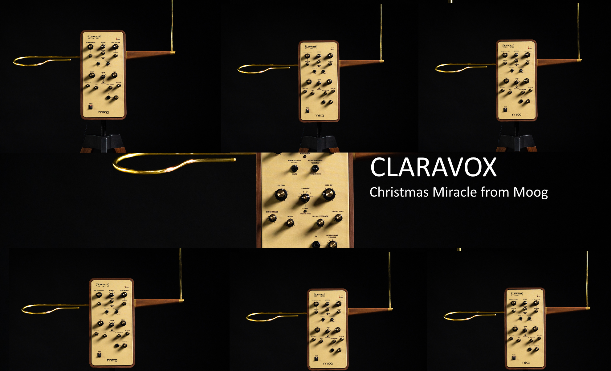 clavivox - theremin today