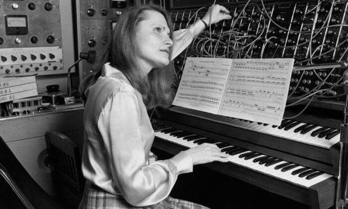 Венди Карлос и синтезатор